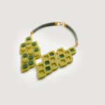 "Mezzopiano Collection ""50/50"" - Handmade jewelry FW 2019/20 - Designer Luisa Littarru"
