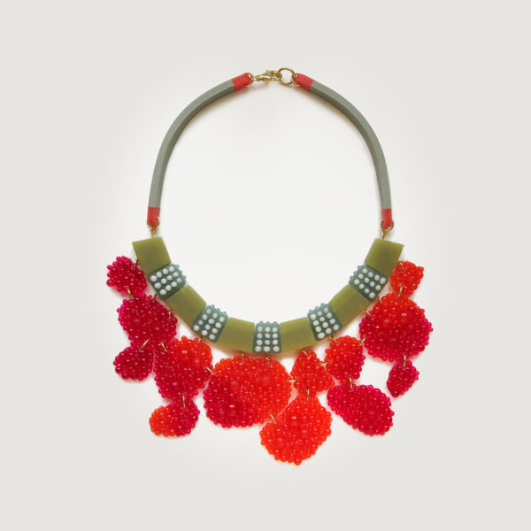 "Mezzopiano Collection ""Texture"" - Handmade jewelry SS 2019 - Designer Luisa Littarru"